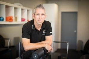 James Debenham, director, Star Physio West Perth