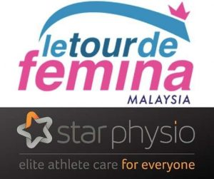 Star Physio to support le tour de femina Malaysia