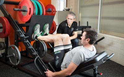 Have you got pain in the front of your hip? Expert Literature Review by Dr James Debenham PhD.